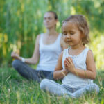 Parent and Tot Yoga